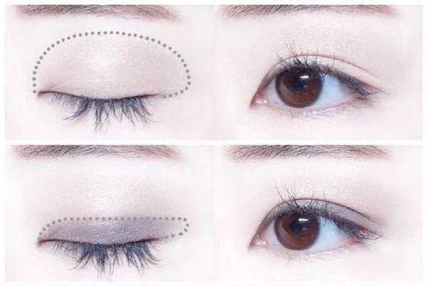 cách makeup mắt tự nhiên 1