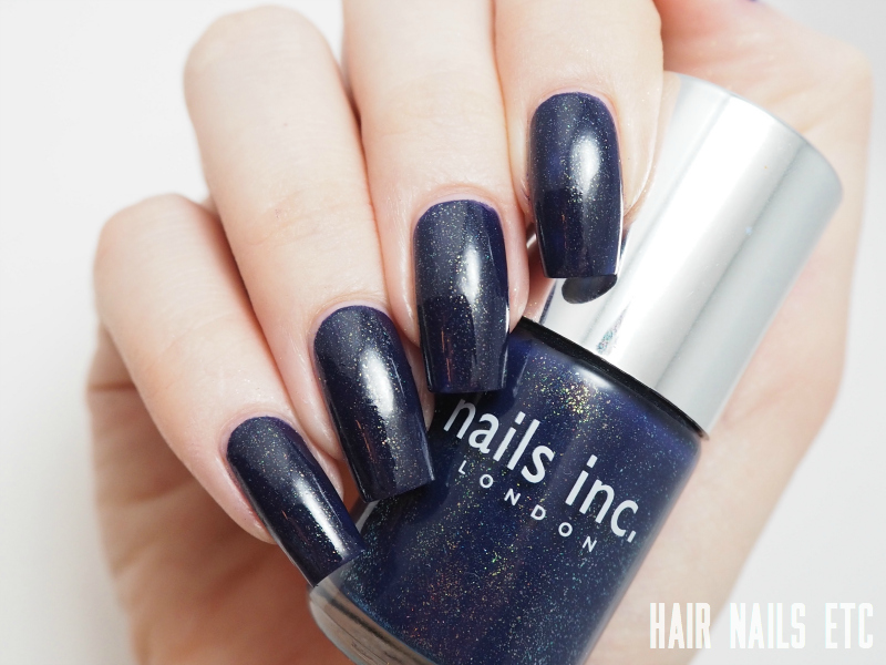 Nails Inc - New King's Road - Swatches and Review