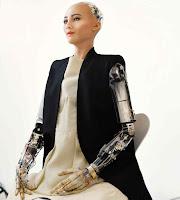 Humanoid robots spohia