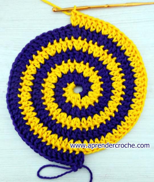 aprender croche espiral circular tubular espiral blacklist edinir-croche