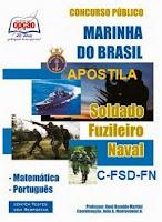 Apostila Concurso Fuzileiros Navais 2017 (C-FSD-FN).