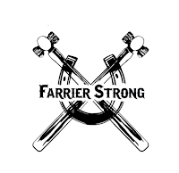 FARRIER STRONG. TOOLS AS TOUGH AS YOU ARE