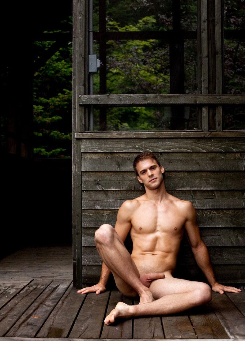 Спортивный голый парень — photo 15