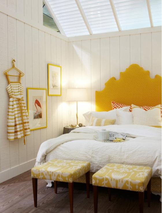 yellow-headboard-bedroom