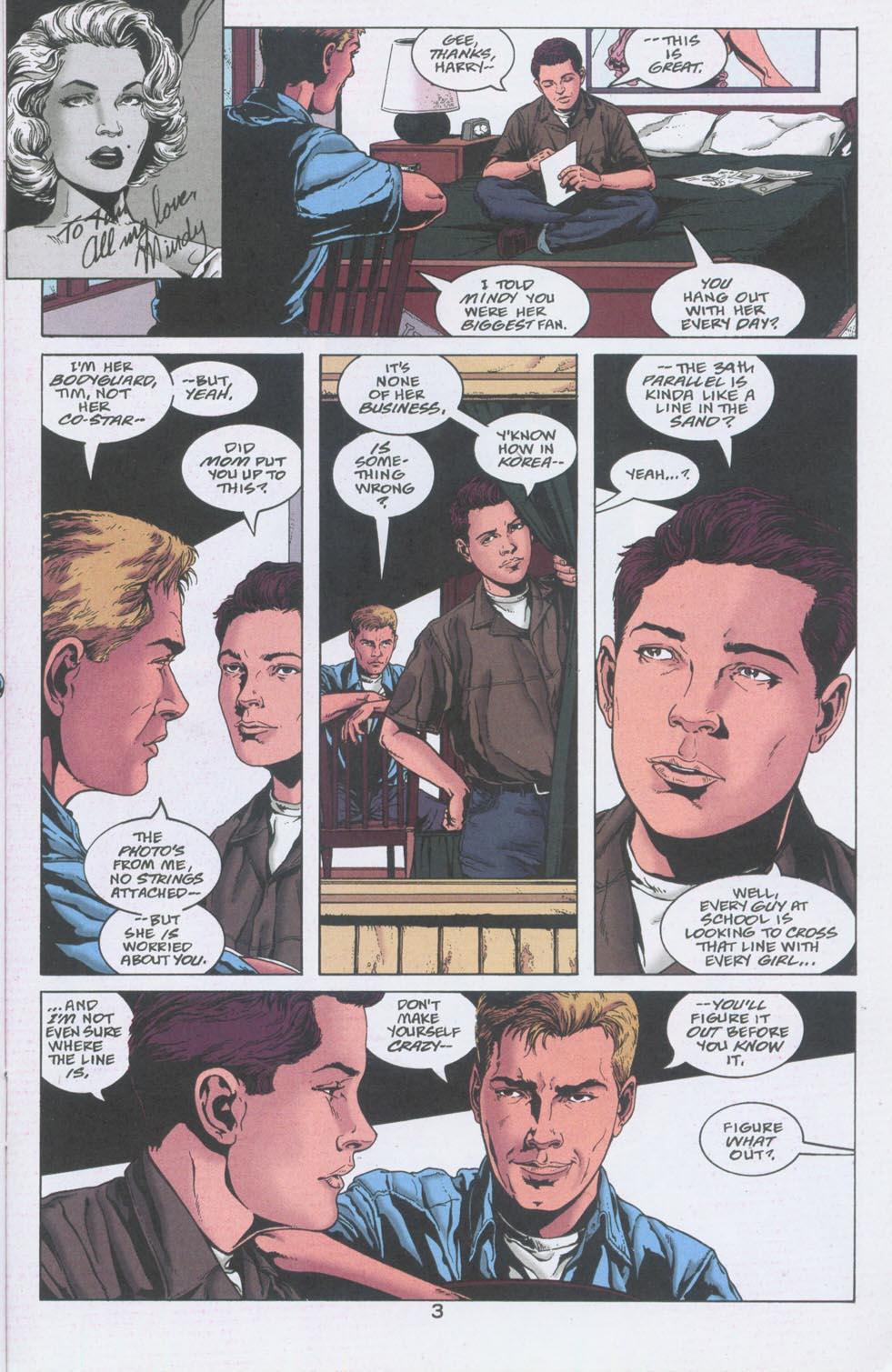 Read online American Century comic -  Issue #6 - 4