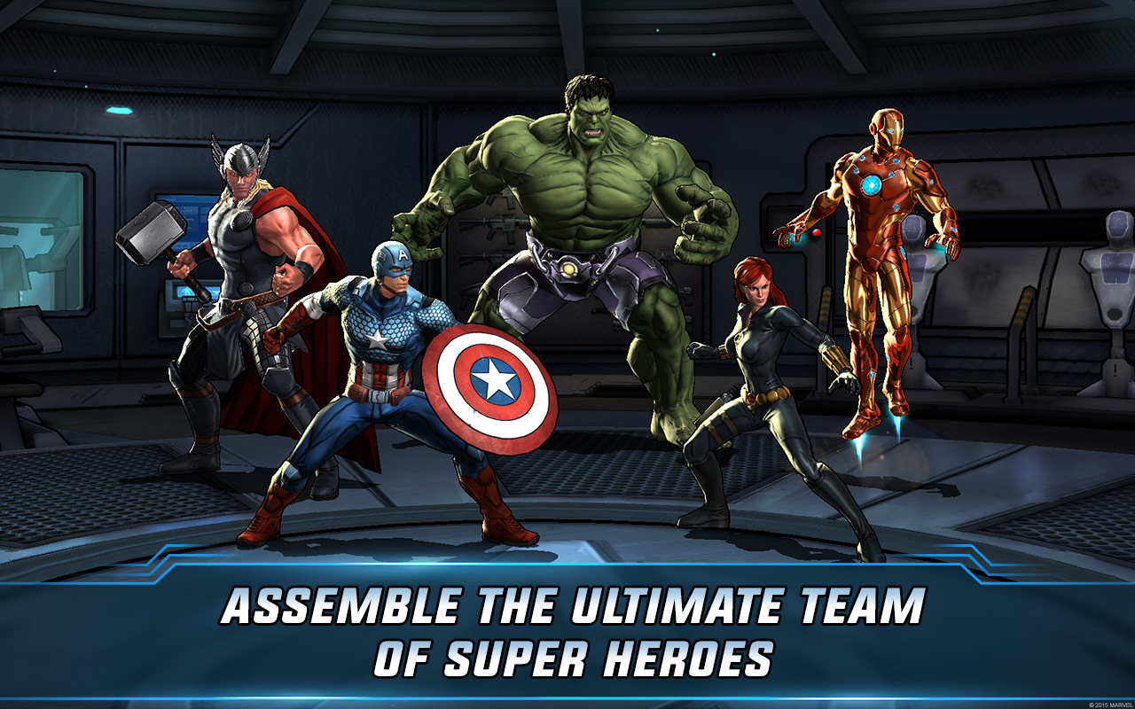 Mobile Games - Download Marvel's Avengers On Android ...