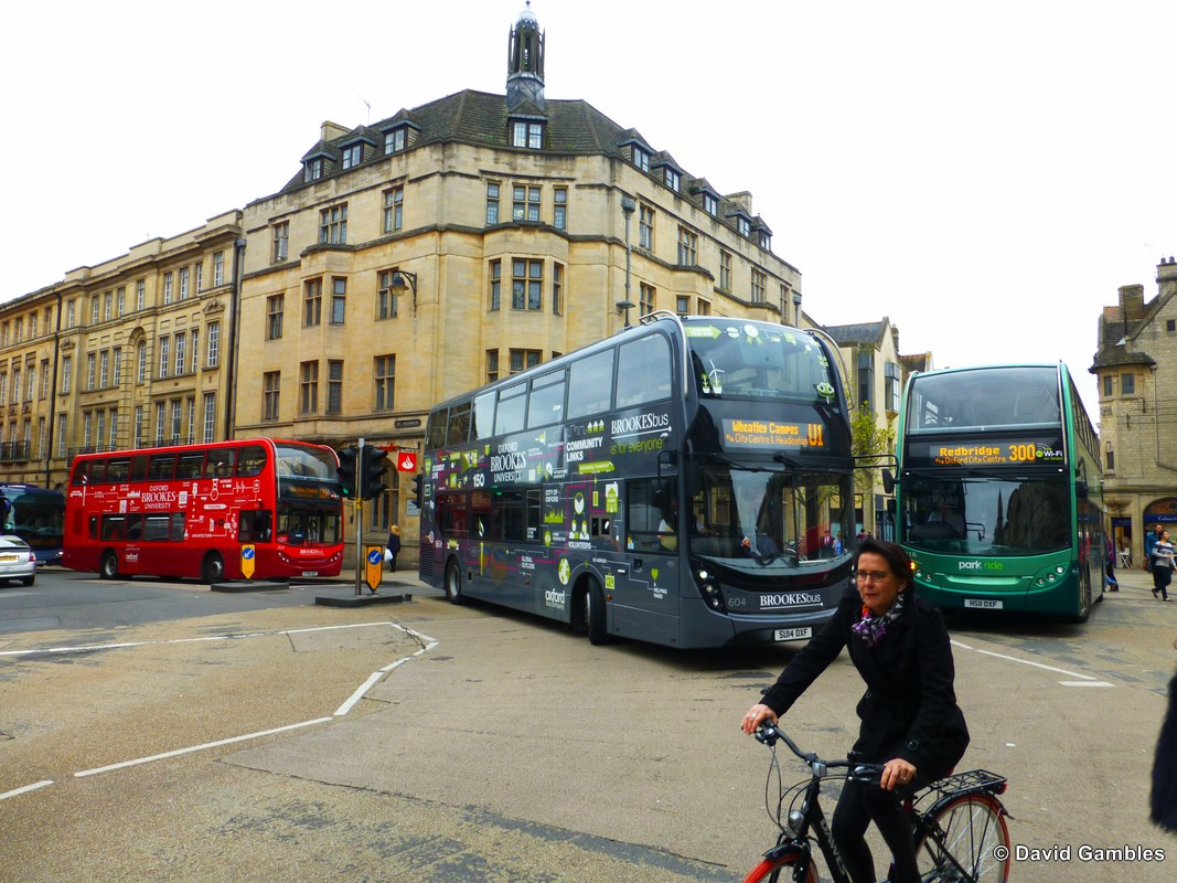 focus transport oxford bus companies warn rush hour traffic and pedestrianisation could lead to. Black Bedroom Furniture Sets. Home Design Ideas