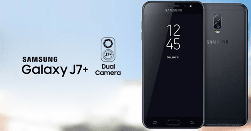 Samsung Galaxy J7+ With Bixby And Dual Cameras Leaks