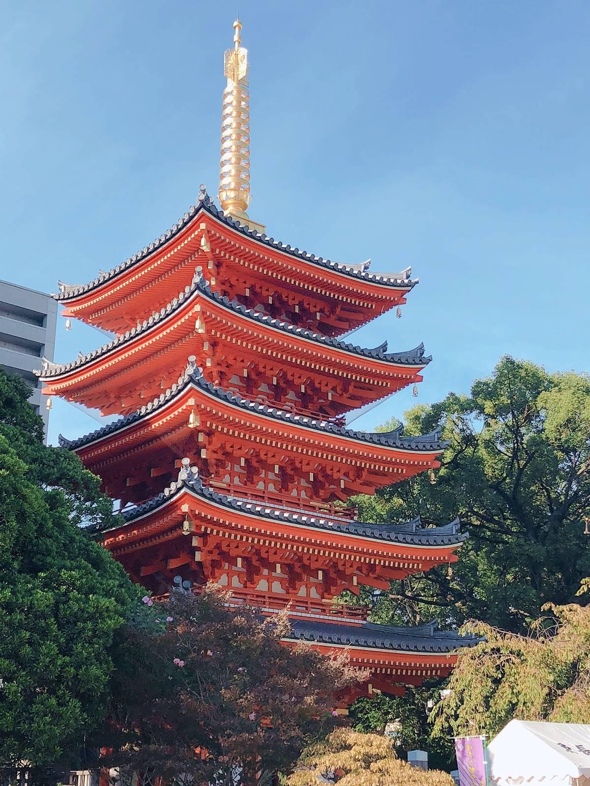 福岡-景點-推薦-東長寺-福岡好玩景點-福岡必玩景點-福岡必去景點-福岡自由行景點-攻略-市區-郊區-旅遊-行程-Fukuoka-Tourist-Attraction