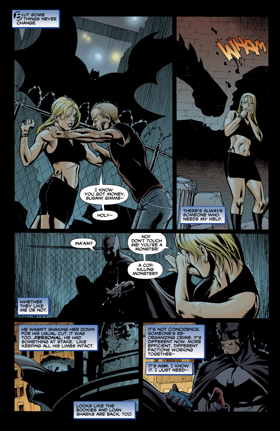 Detective Comics (1937) 800 Page 17