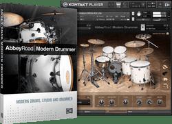 Native Instruments - Abbey Road Modern Drummer