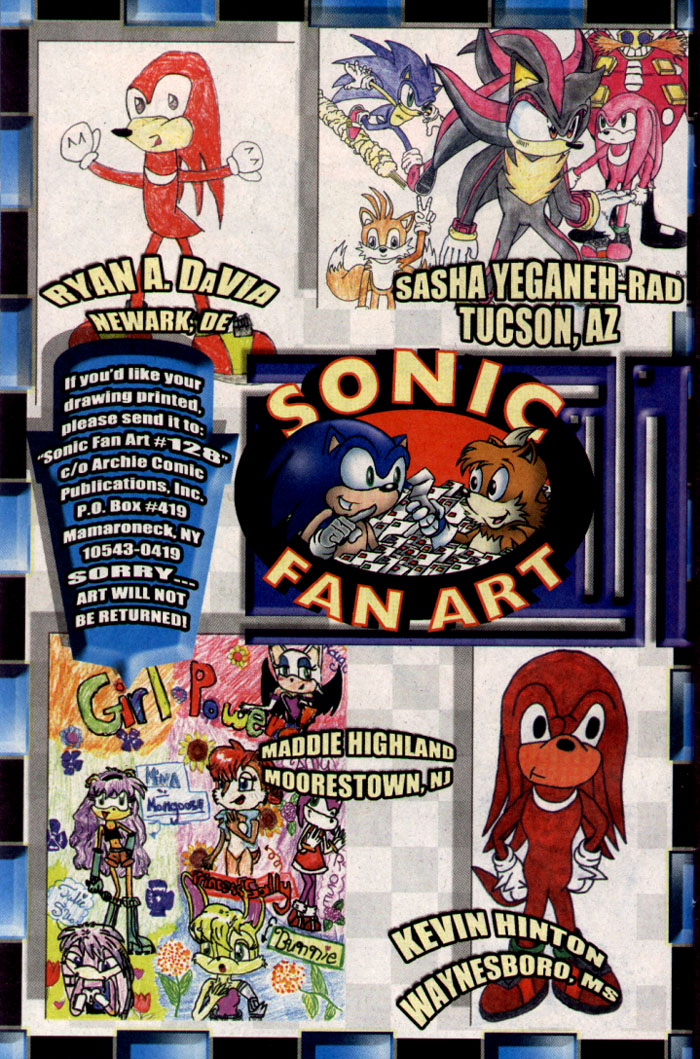 Read online Sonic The Hedgehog comic -  Issue #128 - 8