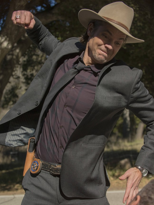 Justified - Season 4 Episode 9: The Hatchet Tour