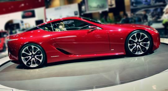 2017 Lexus SC Price