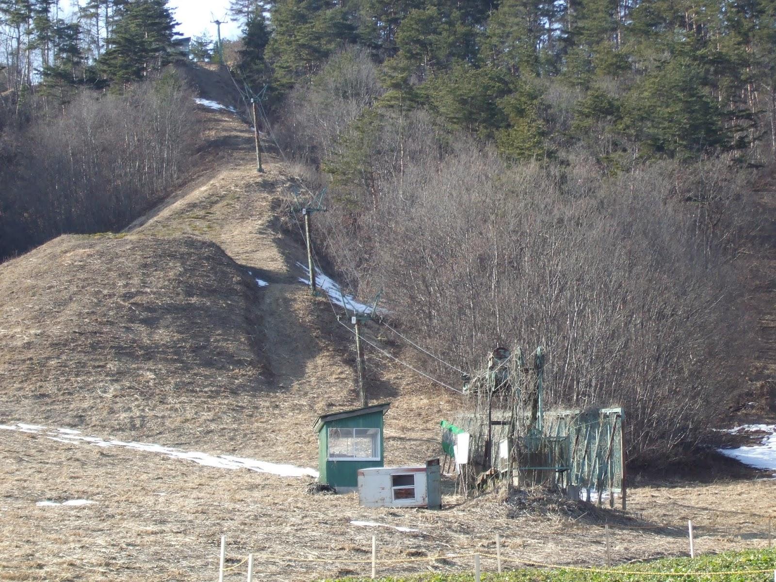 スキー索道・スキーリフトの歴史 - oo7.jp