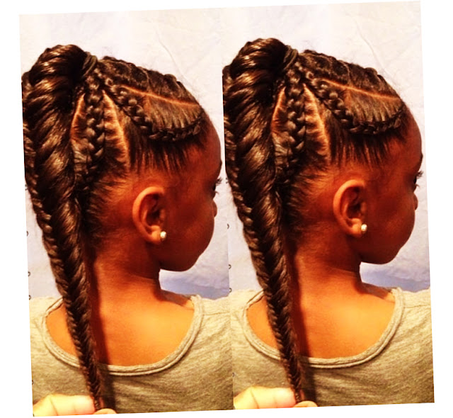 Photo Preview for Easy African American Braided Hairstyles