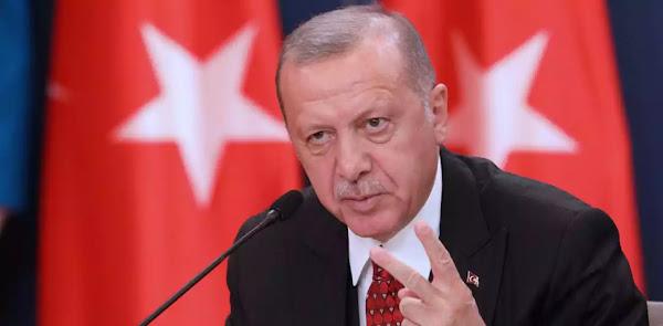 """Ερντογάν: «Δεν θέλω να συναντηθώ με τον Κ.Μητσοτάκη γιατί οι Έλληνες σκότωσαν 5 """"πρόσφυγες"""" στα σύνορα»!"""
