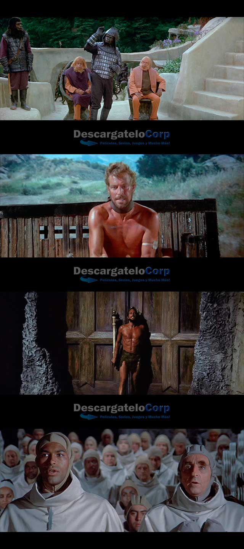 Bajo el Planeta de los Simios (1970) HD 1080p Español Latino