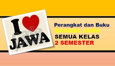 Download RPP Bahasa Jawa SD 2 Semester beserta Bukunya