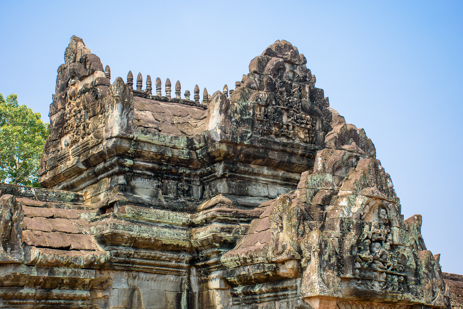 Siem reap cambodia smaller temples