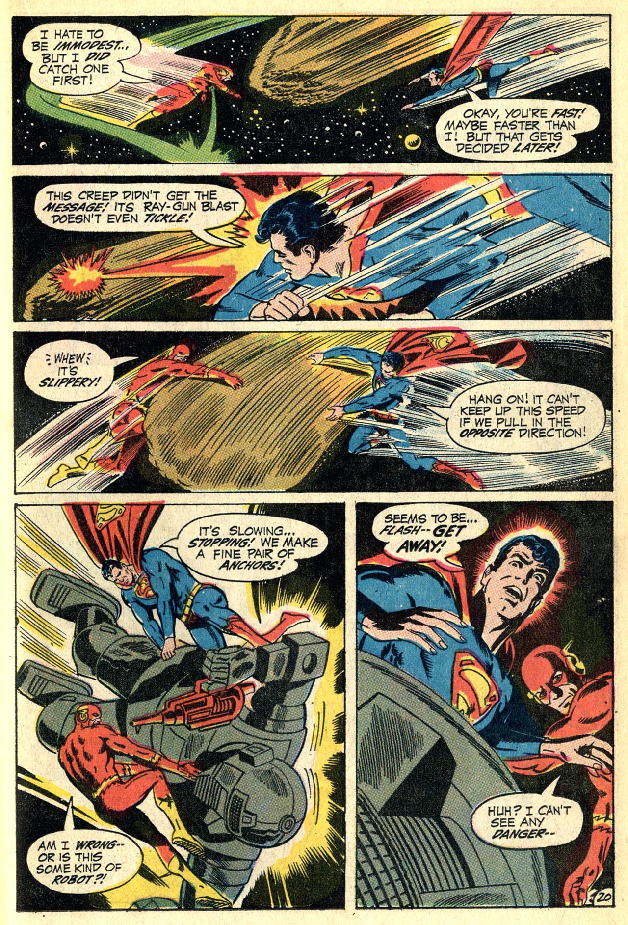 Read online World's Finest Comics comic -  Issue #198 - 24
