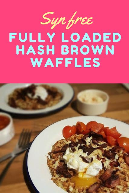 hash brown waffles slimming world recipe