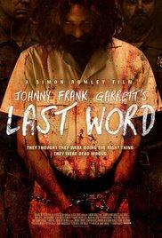 فيلم Johnny Frank Garrett's Last Word 2016 مترجم
