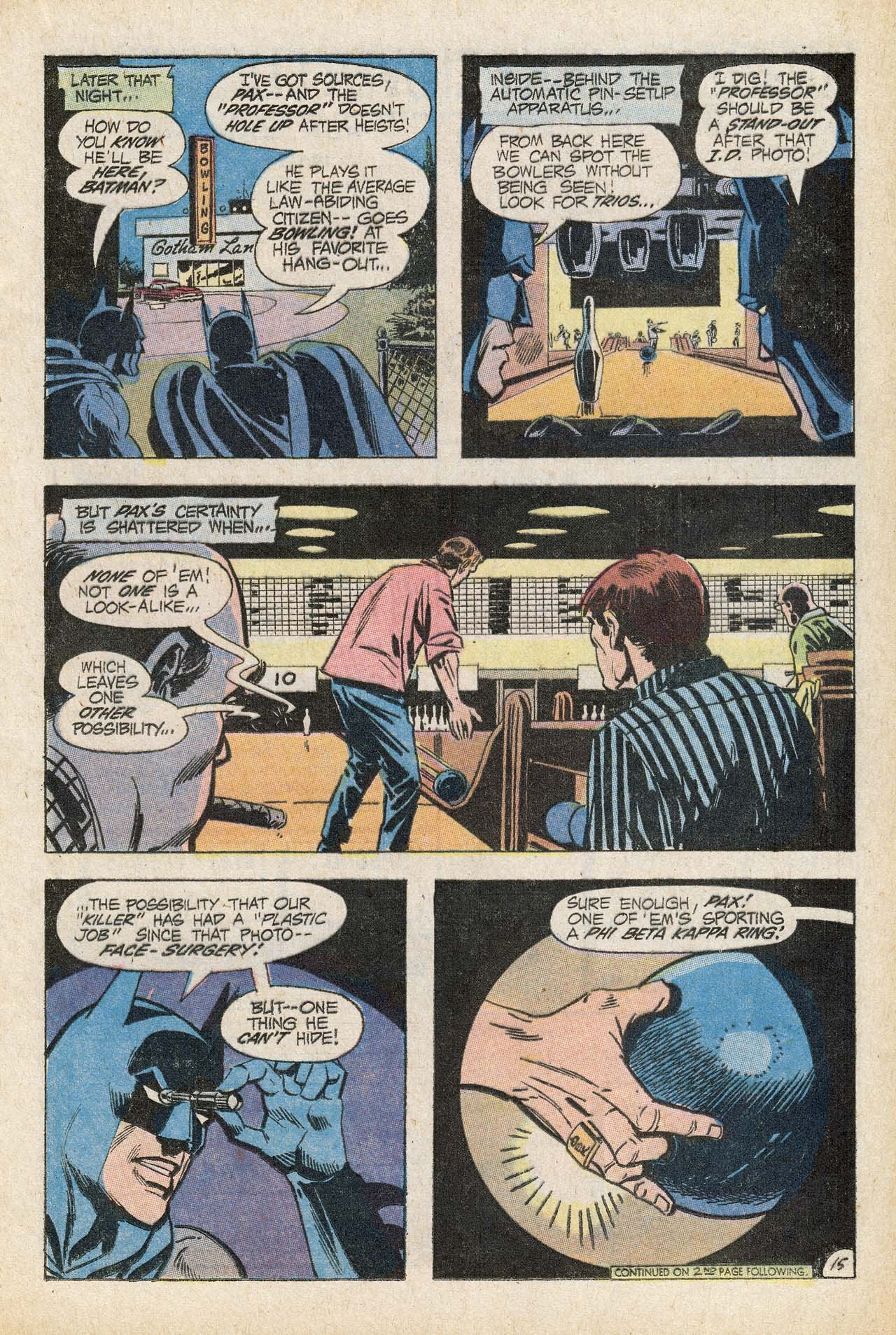 Detective Comics (1937) 417 Page 18