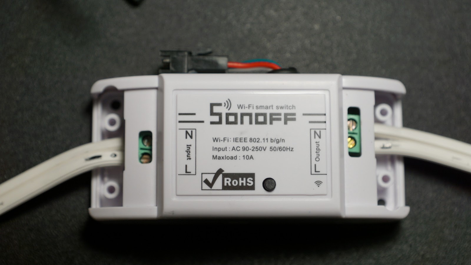 Hacking The Sonoff Wifi Switch
