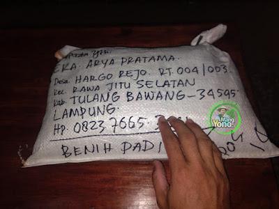EKA ARYA Tulang Bawang, Lampung  (Sesudah Packing)