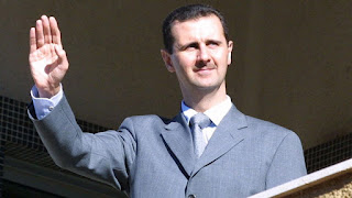 Berideologi Syiah Nushairiyah, Bashar Assad Lawan Rakyatnya Sendiri dengan Kekerasan