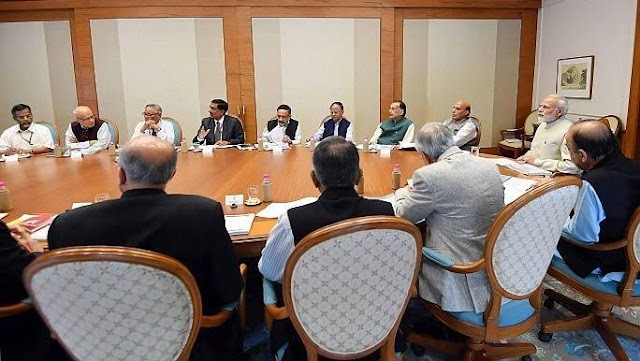 Prime Minister Narendra Modi chairs 6th meeting of NDMA