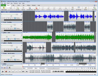 NCH MixPad Masters Edition 5.01 Beta Full Version