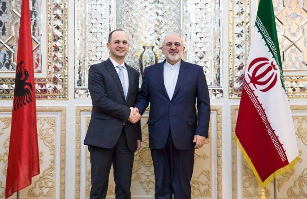 Bushati in Iran asks the recognition of Kosovo