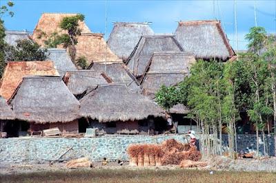 Rumah Bale, Rumah Adat Provinsi Nusa Tenggara Barat