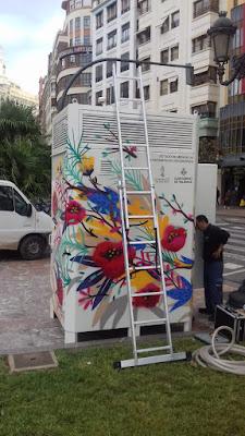 Medio Ambiente refuerza el control de la calidad del aire en el centro de València con una nueva estación de medición de emisiones