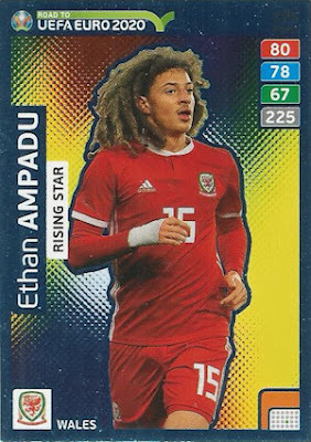 284-Callum odowda-Rising Star-Panini Adrenalyn Road to Euro em 2020
