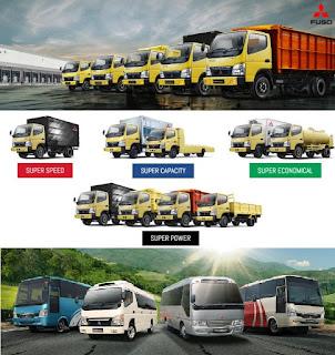 Promo Mitsubishi Colt Diesel Canter Engkel Bis Bus Espasio