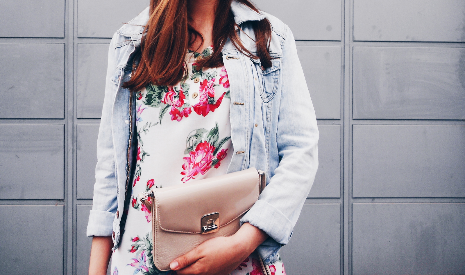 outfit | Where flowers boom, so does hope