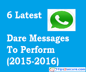 Whatsapp dare with questions Answers