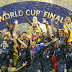 Em final com seis gols, França conquista segunda Copa do Mundo
