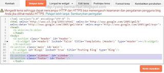 Cara gampang menciptakan tema blogger dari nol Cara Membuat Tema Blogger Dari Nol - 100% Bisa. #1