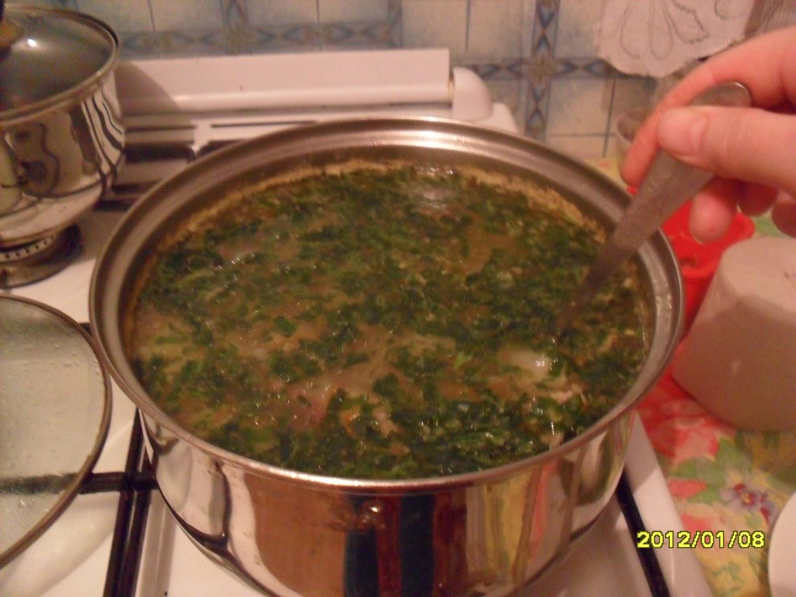 Самые простые супы на каждый день