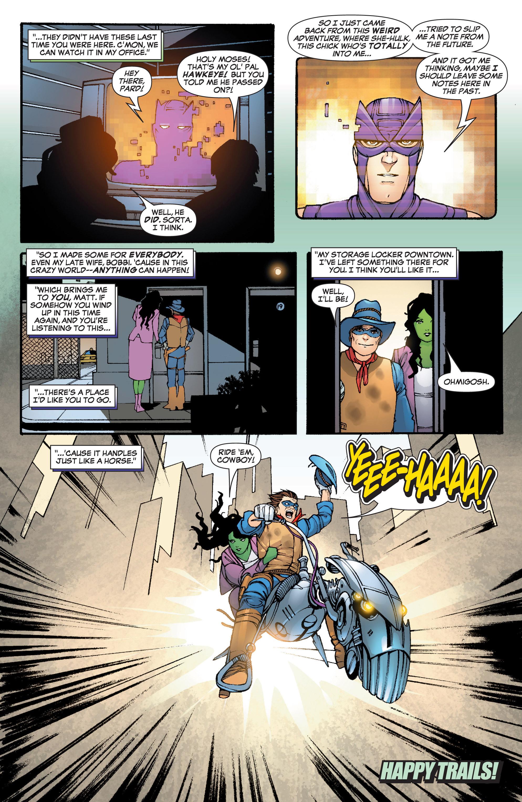 Read online She-Hulk (2005) comic -  Issue #5 - 23