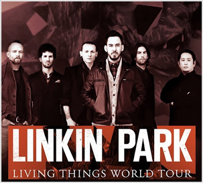 Linkin Park Live In Malaysia 2013