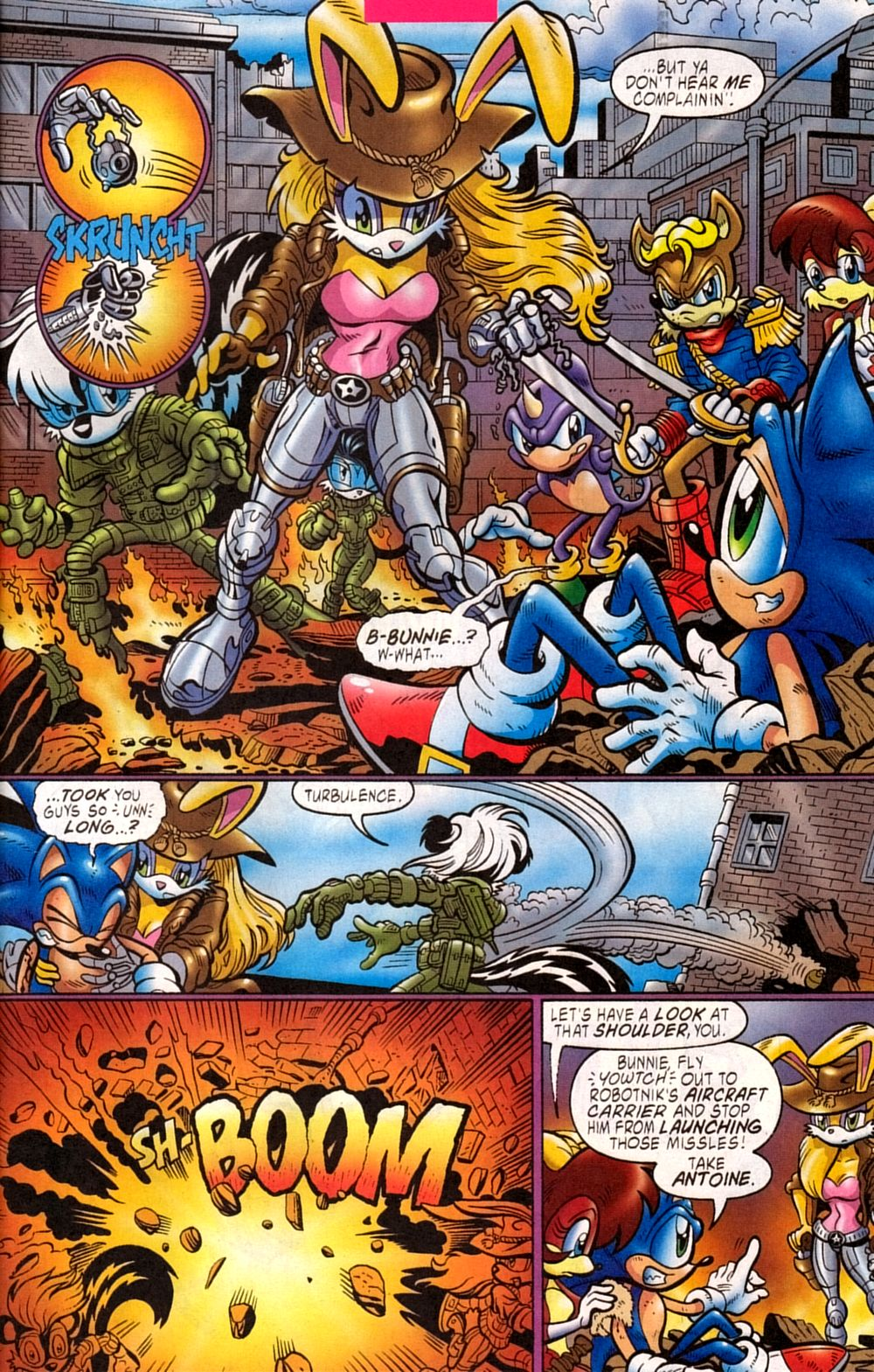 Read online Sonic The Hedgehog comic -  Issue #133 - 13