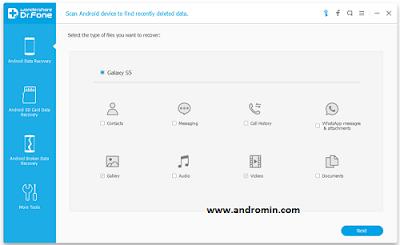 Cara Mengambalikan Foto atau Video yang Terhapus di HP Android | Andromin