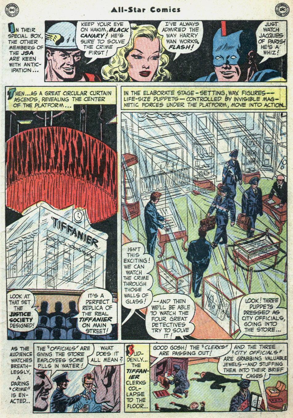 Read online All-Star Comics comic -  Issue #57 - 5