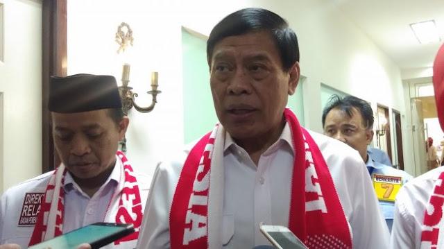 Eks Menkopolhukam: Lawan Prabowo Bukan Quick Count
