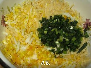 готовим сырную закуску